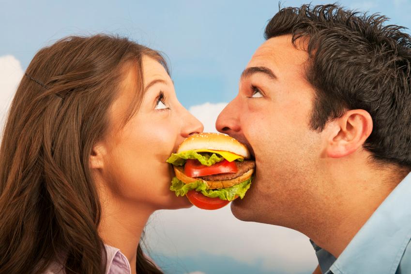 Пищевое поведение: типичные ошибки