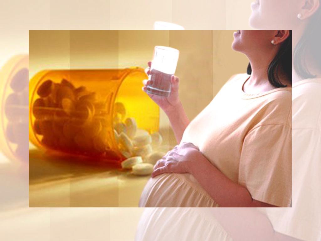 fetal calcium deficiency